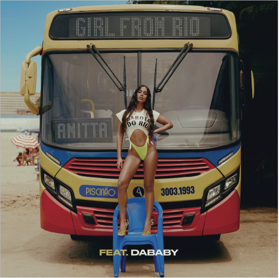 Anitta lança nesta sexta-feira (21) remix da faixa Girl From Rio