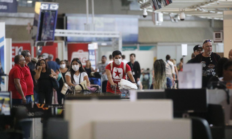 Passageiros do Brasil não poderão entrar na Nigéria