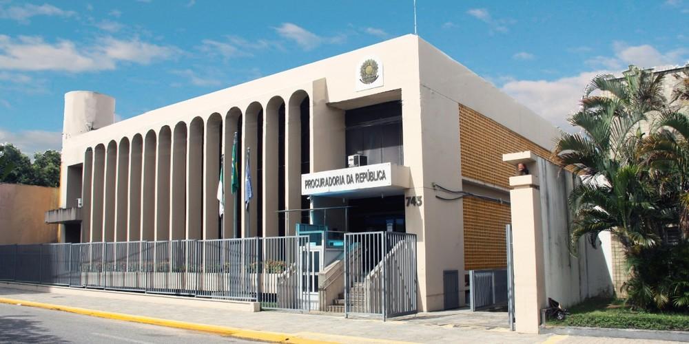 Sede da Procuradoria da República do RN — Foto: MPF/Divulgação