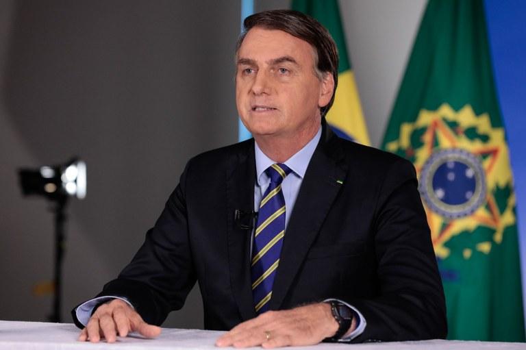 Presidente da República, Jair Bolsonaro - Foto: Carolina Antunes/PR