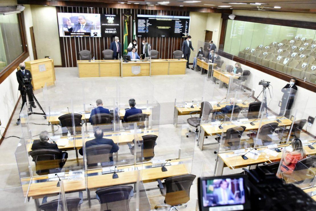 Plenário ALRN