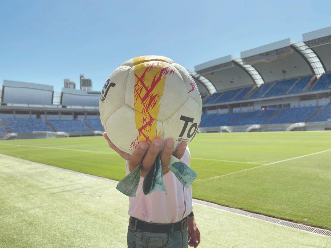 Suspeita de fraude no futebol potiguar