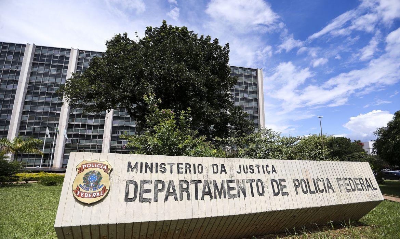 Sede da Polícia Federal em Brasília - Foto: Marcelo Camargo/Agência Brasil
