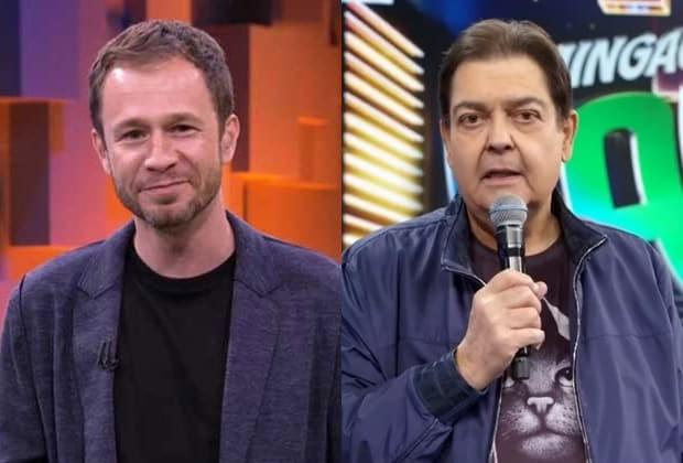 Tiago Leifert vai apresentar o 'Domingão do Faustão' neste domingo