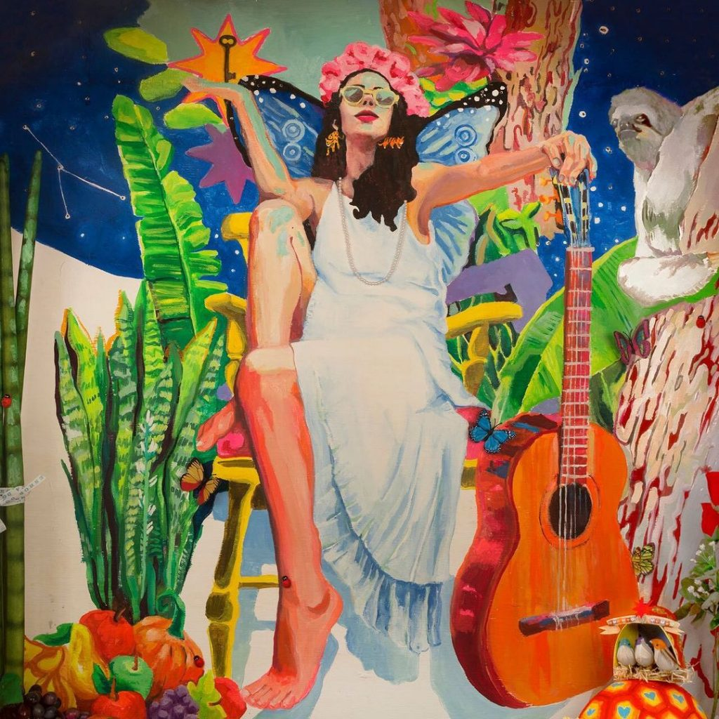 Marisa Monte volta à produção autoral no álbum 'Portas'