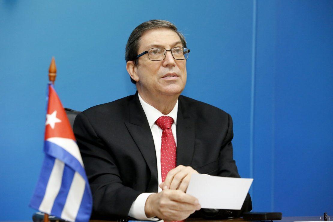 Bruno Rodríguez, Ministro das Relações Exteriores da República de Cuba