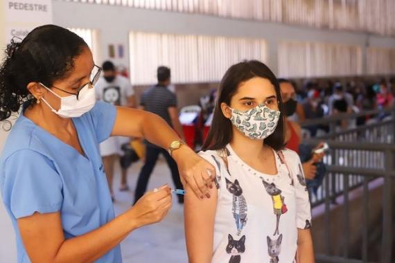 Mais de 690 mil pessoas estão aptas a se vacinar em Natal
