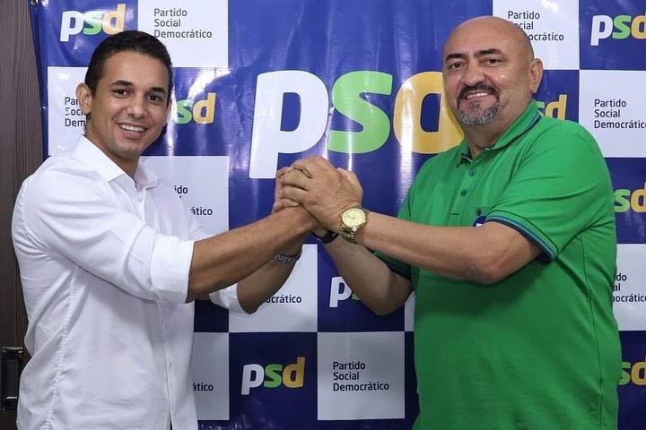 Alysson Bezerra e Raério Araújo
