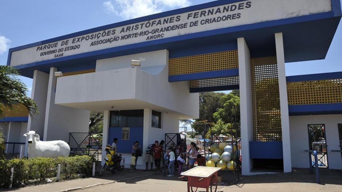 Parque Aristófanes Fernandes