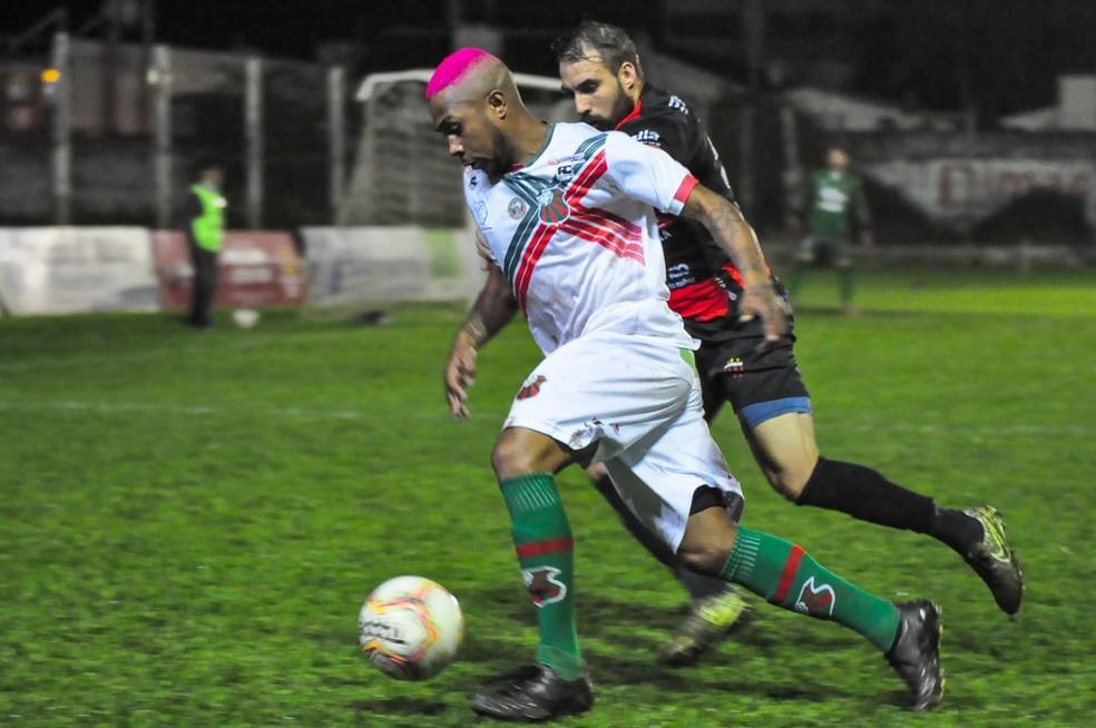 William Ribeiro, ex-jogador do São Paulo-RS