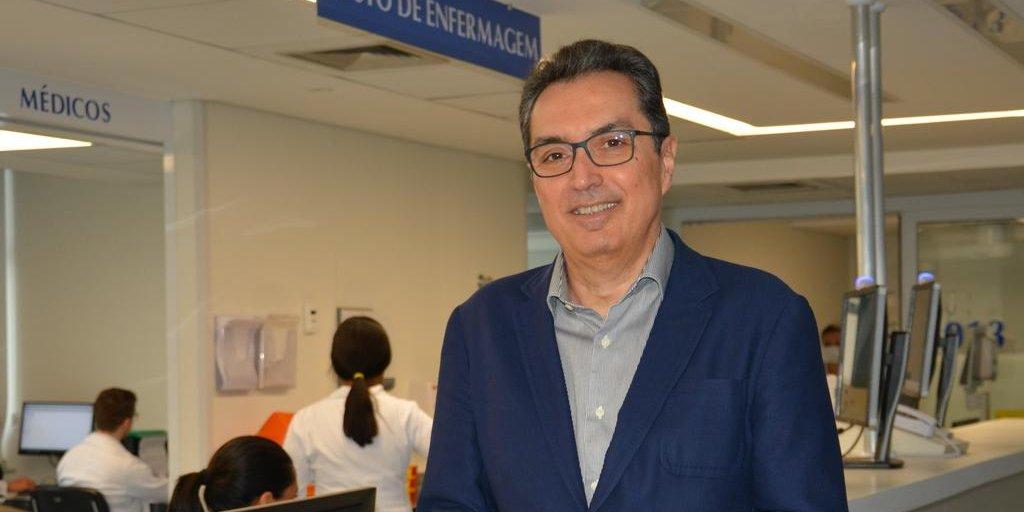 Pneumologista Carlos Carvalho
