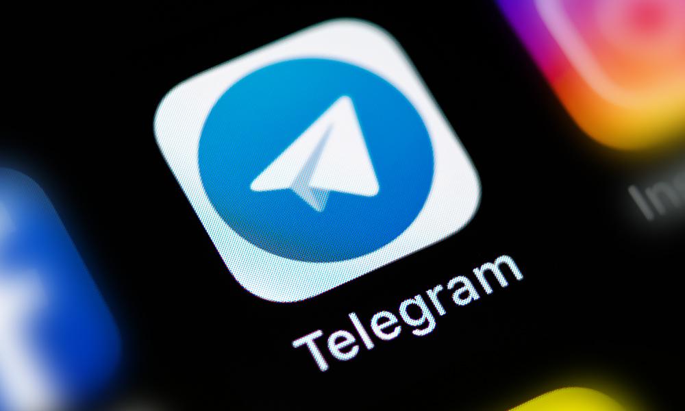Telegram ganhou 70 milhões de novos usuários durante apagão do Facebook - Foto: Reprodução
