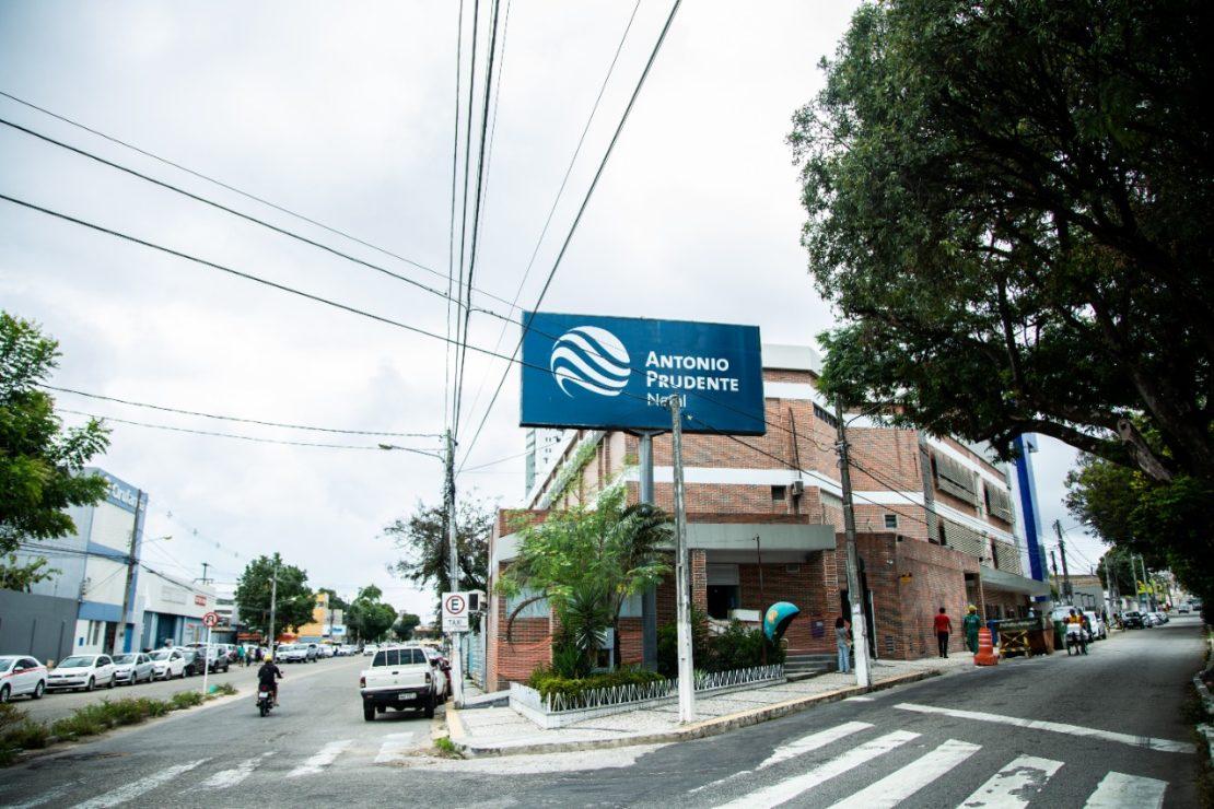 Hospital Antônio Prudente, da Hapvida
